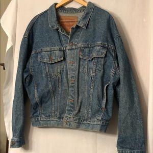 Men's Levi's jean jacket L/XL